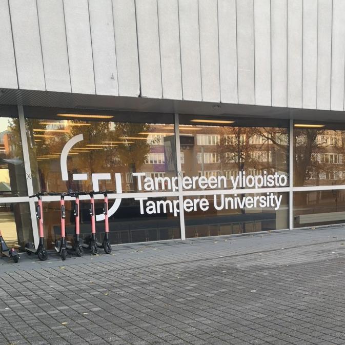 Yliopisto, opiskelu, YTHS, kuntavaalit 2021 Tampere, Tampereen Vihreät, Santeri Kärki
